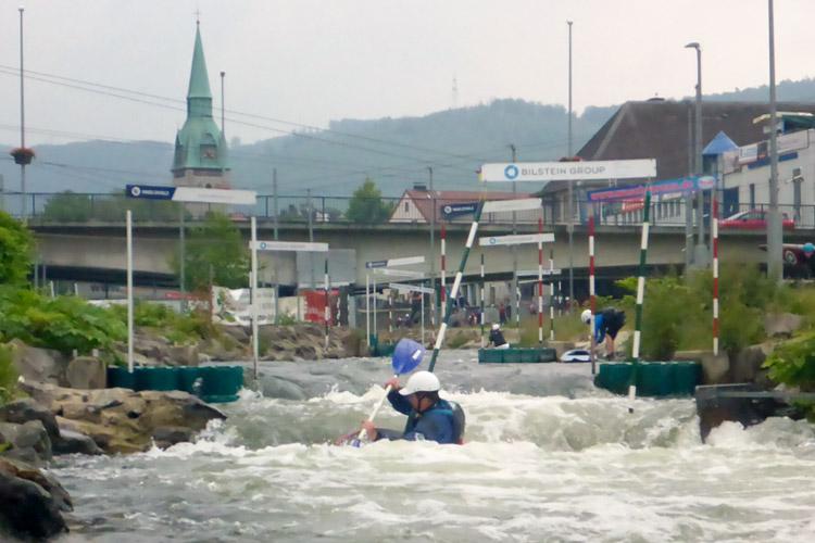 Wildwasserkanal Hohenlimburg